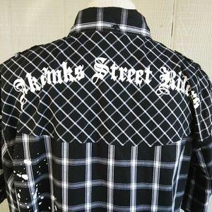 AKDMKS Plus Size Shirt